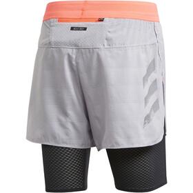 adidas Heat.RDY Shorts Herrer, grå/pink